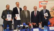 Siatkarski klub będzie nosił nazwę  Ślepsk Malow Suwałki. Trenerem został Andrzej Kowal [zdjęcia]