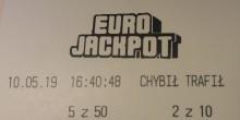 Eurojackpot. Ktoś w Polsce wygrał prawie 200 milionów złotych