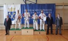 Karate kyokushin. Damian i Daniel Biłbakowie akademickimi mistrzami Polski