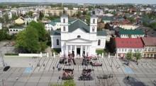 Dzień Flagi i Obchody 228. rocznicy uchwalenia Konstytucji 3 Maja w Suwałkach
