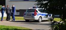 Matura 2019. Alarmy bombowe przed egzaminem z matematyki, w ZST z opóźnieniem [zdjęcia]
