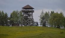 Gmina Rutka-Tartak. Rowerzyści będą mieli wygody przy wieżach w Rowelach i Baranowie