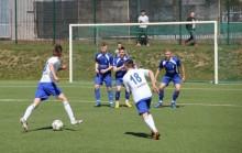 MOSIR Grajewo - Wigry Suwałki 1:3. Komplet zwycięstw w lidze juniorów