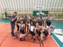 Siatkarki z Sejn zagrają w finale Mistrzostw Polski
