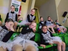 Suwalskie tancerki mistrzyniami Polski w dwóch kategoriach [zdjęcia]
