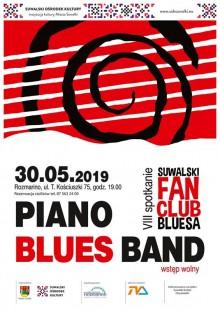 Spotkanie Suwalskiego Fan Clubu Bluesa