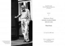 Odwitania z Poetą - Leszek Aleksander Moczulski