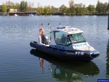 Ruszył sezon na żeglowanie. Policjanci rozpoczęli patrole na wodzie