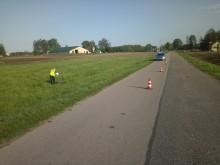 Śmiertelne potrącenie rowerzysty na trasie Sosnowo – Kopiec