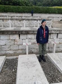 Suwalscy harcerze na Monte Cassino [zdjęcia]