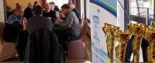Międzynarodowy turniej brydża w Suwałkach. Popisowe licytacje