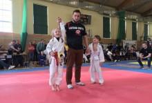 Berserkers Team Suwałki. Młodzi adepci jiu-jitsu zdobyli 22 medale w Katana Cup IV Szczytno [foto]