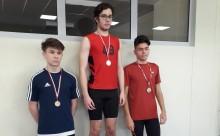 Lekkoatletyka. 10 medali i rekordy życiowe suwalczan na mistrzostwach województwa [zdjęcia]