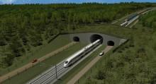 Rail Baltica. Pociągi Wilno - Kowno -Warszawa przez Suwałki pomkną co dwie godziny