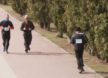 Arkadia Run. Najwytrzymalsi pokonali dystans maratoński, dzieci ścigały się na 100 m [zdjęcia]