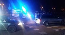 Ulica Lityńskiego. Dwie kobiety potrącone na przejściu dla pieszych [zdjęcia]