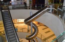 Suwałki Plaza. Zjeżdżalnia od czwartku, bezpłatna i samoobsługowa
