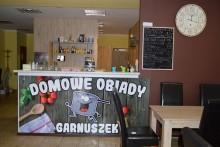 Obiad w Garnuszku