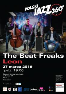 JAZZ360 w SEJNACH zagra The Beat Freaks