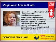 Rodzicielskie porwanie w Białymstoku. Uruchomiono Child Alert