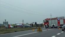 Wypadek koło Augustowa. Wśród poszkodowanych troje dzieci