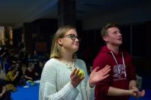 Noc Filmowa Phone OFF w III Liceum Ogólnokształcącym [zdjęcia]
