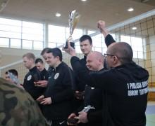 Siatkówka. Brąz dla 1PBOT na Mistrzostwach Wojsk Obrony Terytorialnej [zdjęcia]