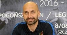 Paweł Cretti z Pogoni II Szczecin trenerem Wigier Suwałki