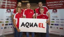 Suwalska Liga Bowlingowa. Aquael tuż za faworytami