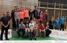 Badminton. Suwalczanie z tytułami i medalami mistrzostw województwa [zdjęcia]