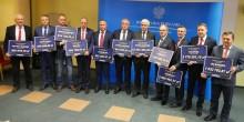 Ponad 65 mln zł z Funduszu Dróg Samorządowych dla gmin powiatu suwalskiego [zdjęcia]