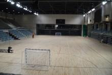 Hala widowiskowo-sportowa Suwałki Arena. Zajrzeliśmy, już można ją sobie wynająć [zdjęcia]