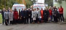 Sejny, Puńsk. Nowe karetki dla szpitala i sprzęt dla ośrodka zdrowia