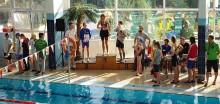 Pływacy MUKS Olimpijczyk Suwałki  zdobyli 25 medali. Filip Kosiński pobił rekord Polski [zdjęcia]