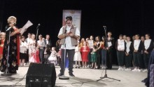 Zespoły Świetlik i Dotyk Mini z wielkimi sukcesami w Gruzji [zdjęcia]