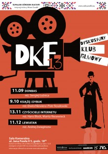 Czyściciele internetu w DKF. KONKURS