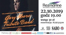 """BLUES WIECZÓR ROZMARINO"" GARY MOORE TRIBUTE BAND"
