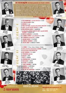 Koncert 10 Tenorów w Suwałkach