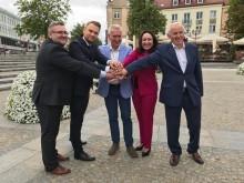 Koalicja Obywatelska pokazała pierwszą piątkę w jesiennych  wyborach do Sejmu
