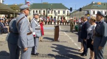 100. Rocznica Wyzwolenia Suwałk. Msza św. i uroczystości na Placu Marszałka Piłsudskiego [wideo]