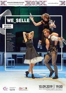 We_selle. Taneczna superprodukcja w Suwalskim Ośrodku Kultury