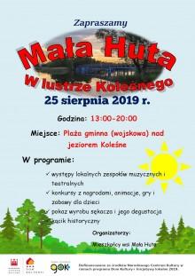 Festyn Mała Huta w lustrze Koleśnego