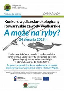 A może na ryby? Konkurs wędkarsko-ekologiczny