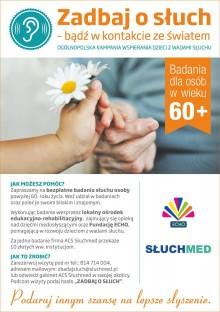 Bezpłatne badania słuchu w Suwałkach