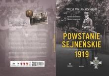 Powstanie Sejneńskie. Książka Wiesława Jana Wysockiego