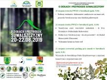 O ziołach i przyrodzie Suwalszczyzny. Ogólnopolska konferencja w Suwałkach