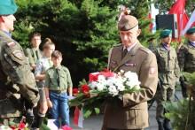 Podlaska Brygada Obrony Terytorialnej uczciła pamięć o Powstaniu Warszawskim [zdjęcia]