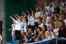 Frekwencja w PlusLidze: Gdańsk na czele, Ślepsk Malow na podium