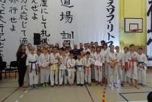 Karate. Tuzin medali suwalczan na turnieju w Bartoszycach [zdjęcia]