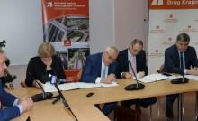 Via Carpatia – wstęp do budowy. Umowa na dokumentację odcinka Ełk - Knyszyn